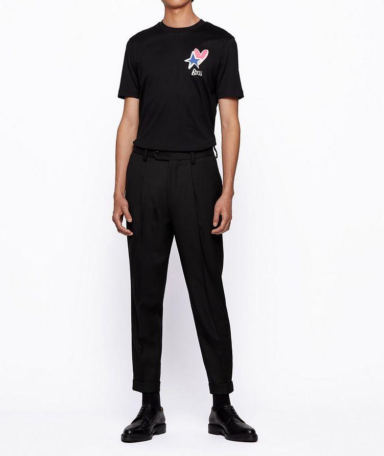 Tiburt Crewneck T-Shirt image 3