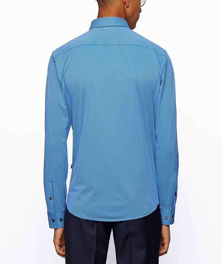 Printed Stretch-Blend Sport Shirt image 2
