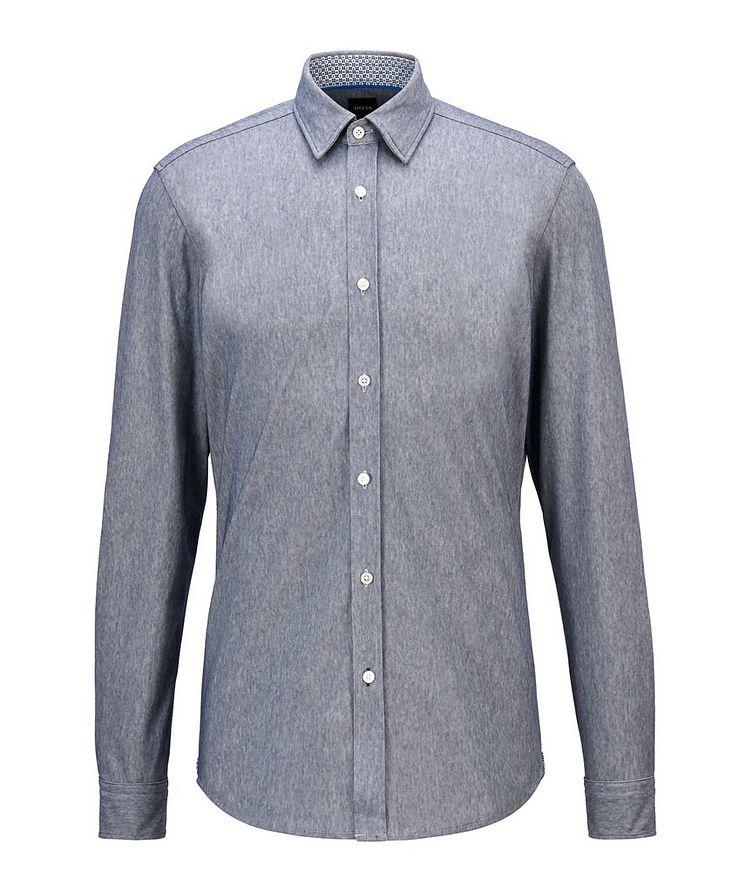 Patterned Flex-Weave Shirt image 0