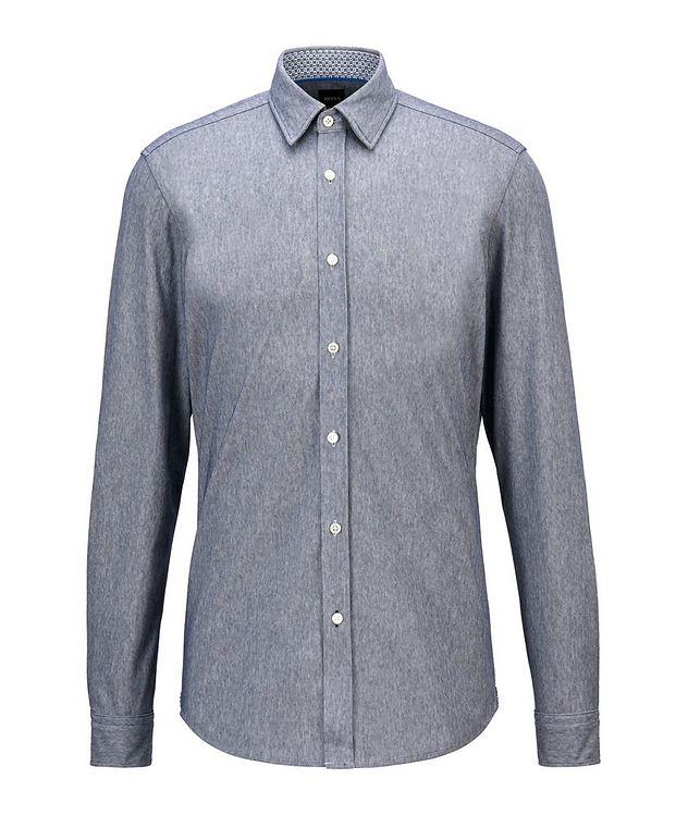 Patterned Flex-Weave Shirt picture 1