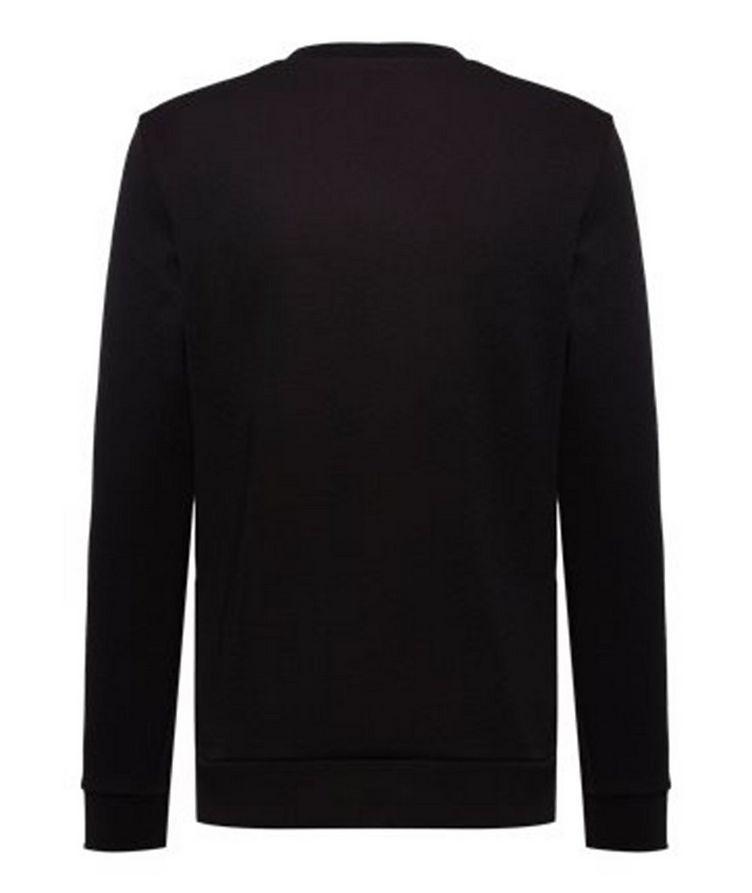 Knit Cotton Sweatshirt image 1