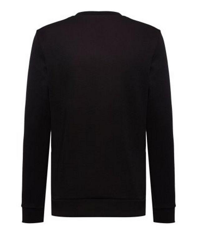 Knit Cotton Sweatshirt picture 2