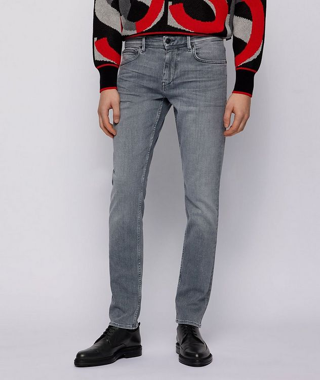 Slim Fit Soft Touch Jeans picture 2
