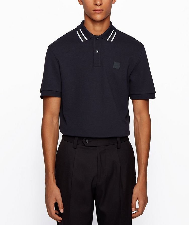 Cotton Piqué Polo image 2