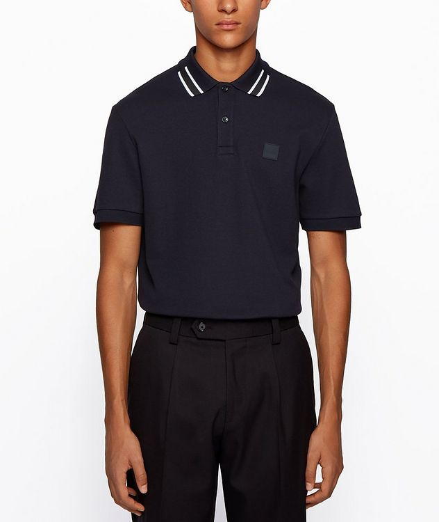 Cotton Piqué Polo picture 3