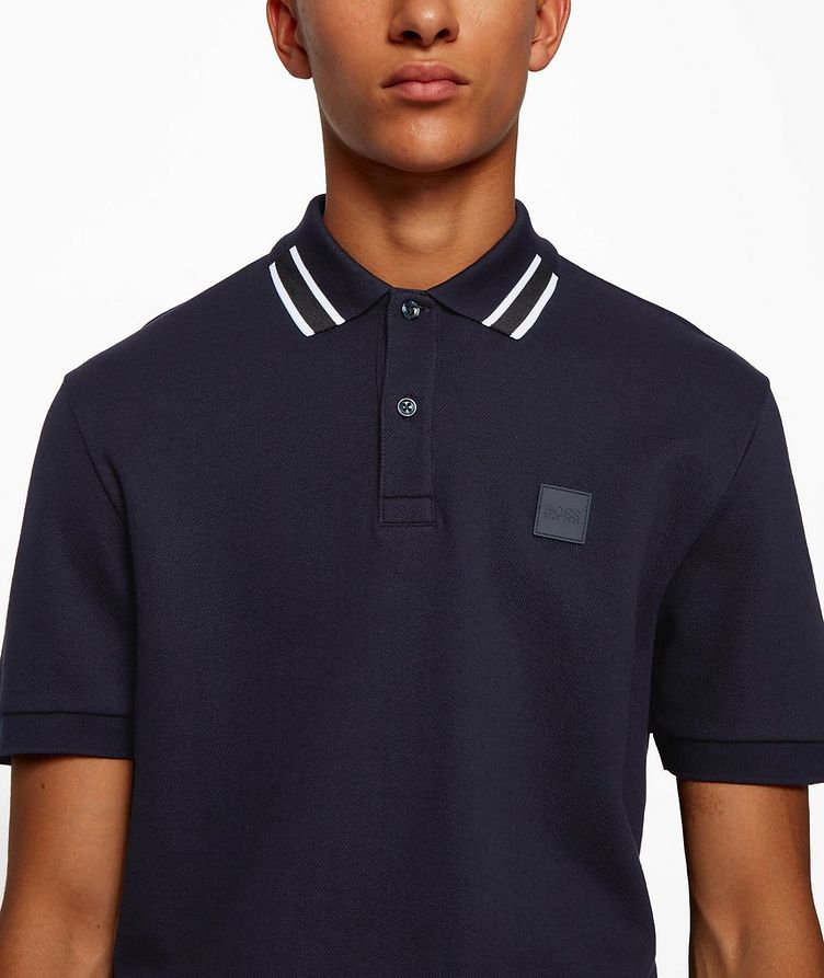 Cotton Piqué Polo image 4