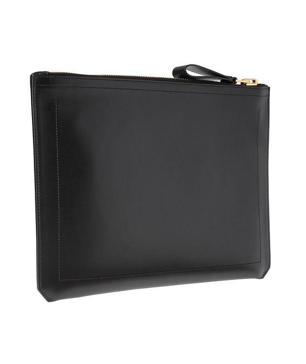 Leather Portfolio Pouch picture 2