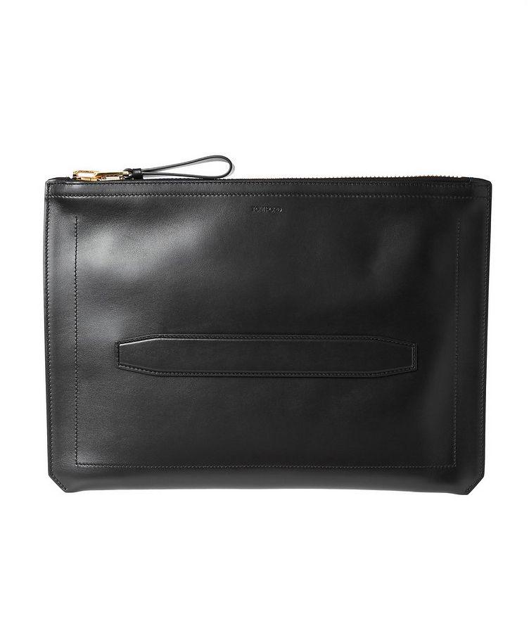 Leather Portfolio Pouch image 0