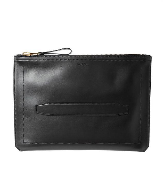 Leather Portfolio Pouch picture 1