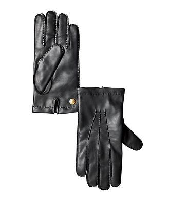 Tom Ford Nappa Leather Cashmere Gloves