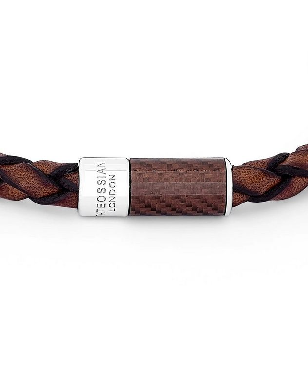 Braided Leather Bracelet picture 2