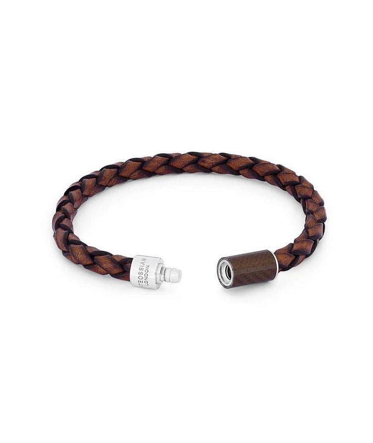 Braided Leather Bracelet image 2