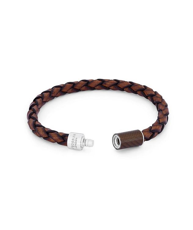 Braided Leather Bracelet picture 3