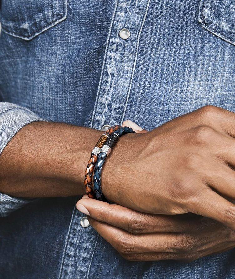Braided Leather Bracelet image 4
