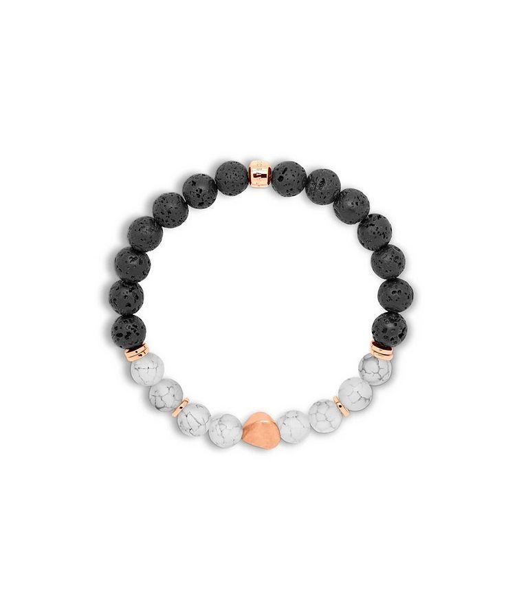 Lava Bead Bracelet image 1