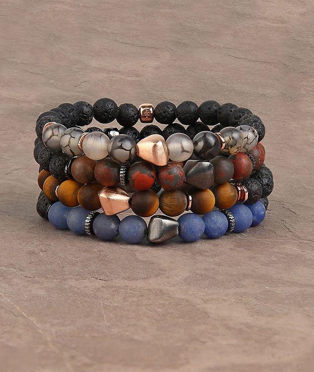 Lava Bead Bracelet picture 4