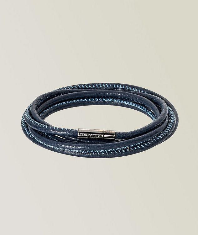 Raphael 1M Social Distancing Leather Bracelet picture 1