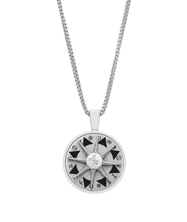 Rotating Alchemy Talisman Necklace picture 2