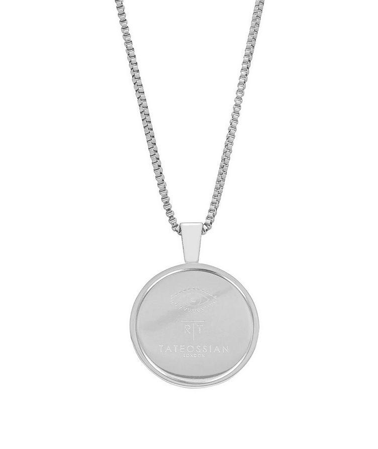 Rotating Alchemy Talisman Necklace image 2