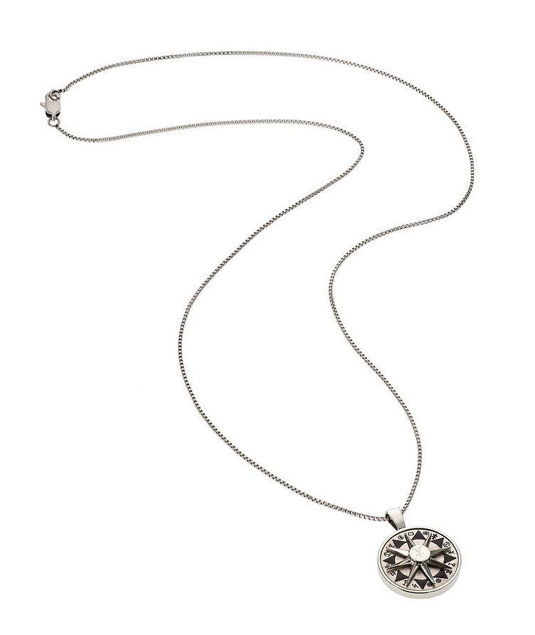Rotating Alchemy Talisman Necklace image 0