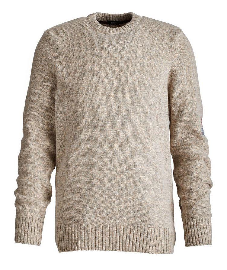 Pull en mélange de laine d'alpaga image 0