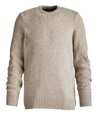 Benson Ski Alpaca-Blend Sweater
