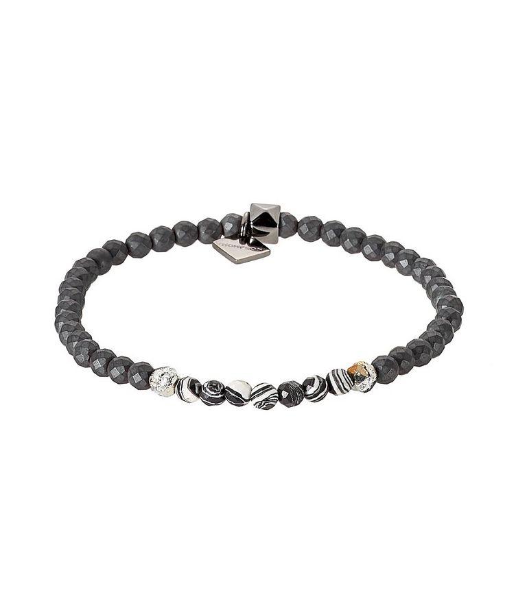 Hematite Bead Bracelet image 0