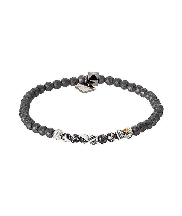 Hematite Bead Bracelet picture 1