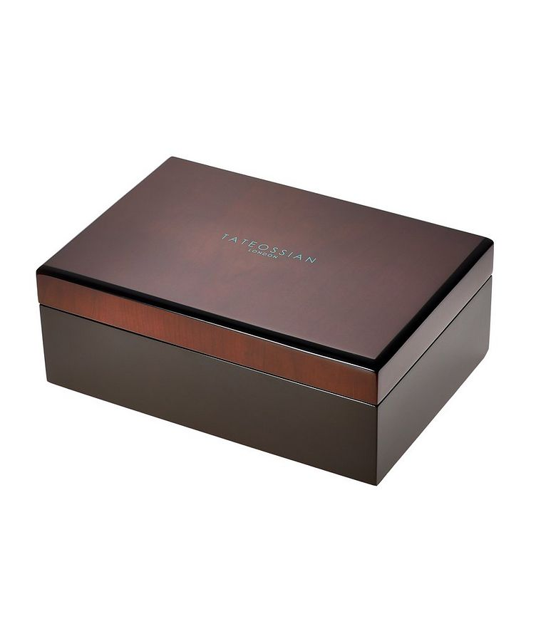 Lacquered Watch & Accessory Box image 0