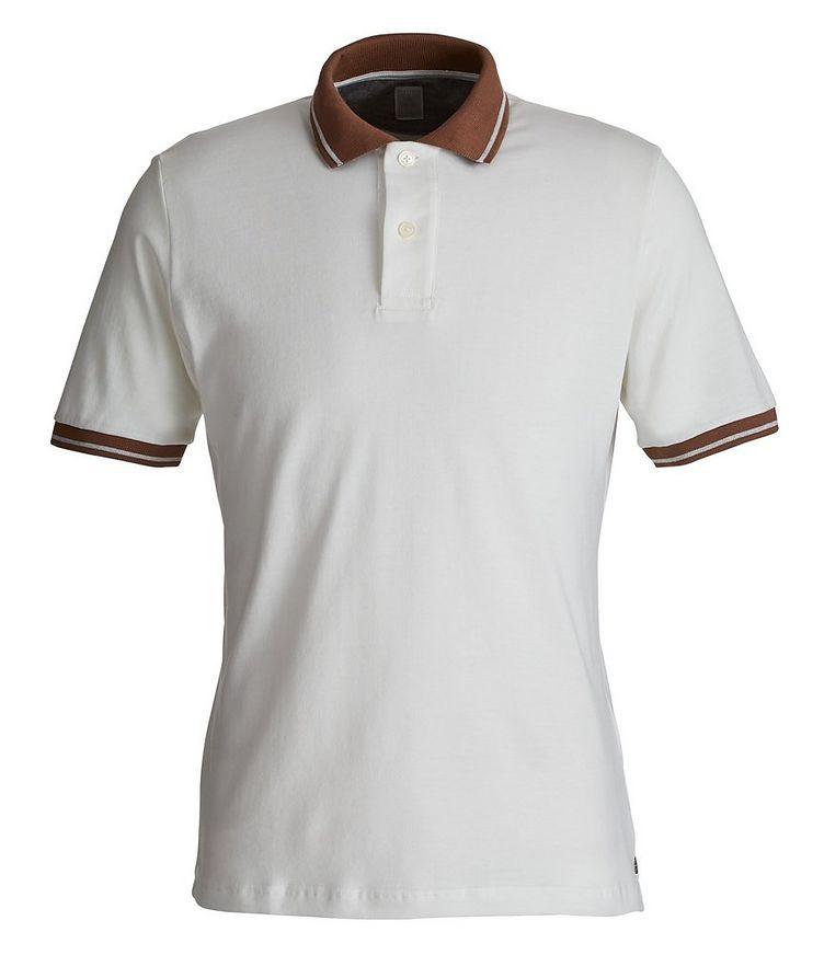Knit Cotton Polo image 0