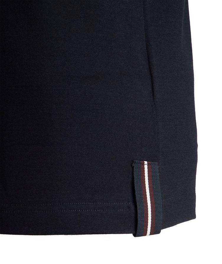 Knit Cotton T-Shirt image 2