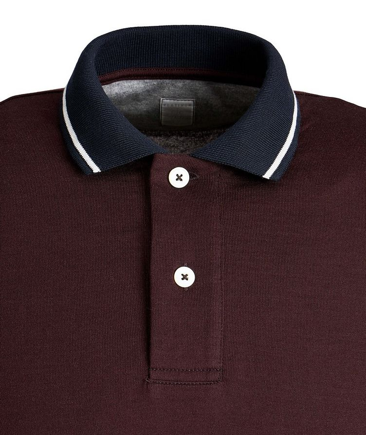 Cotton Piqué Polo image 1