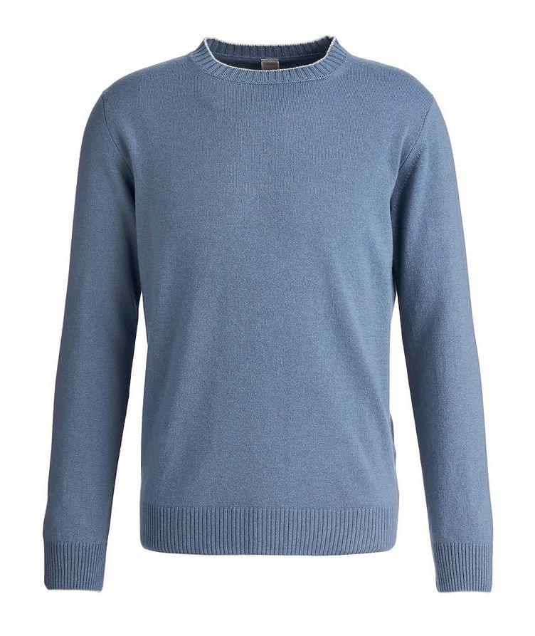 Cashmere Knit Sweater image 0