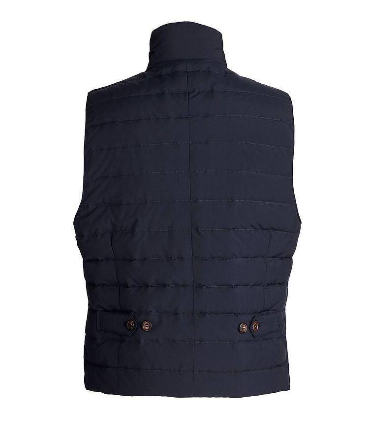 Rain System Quilted Down Vest image 1