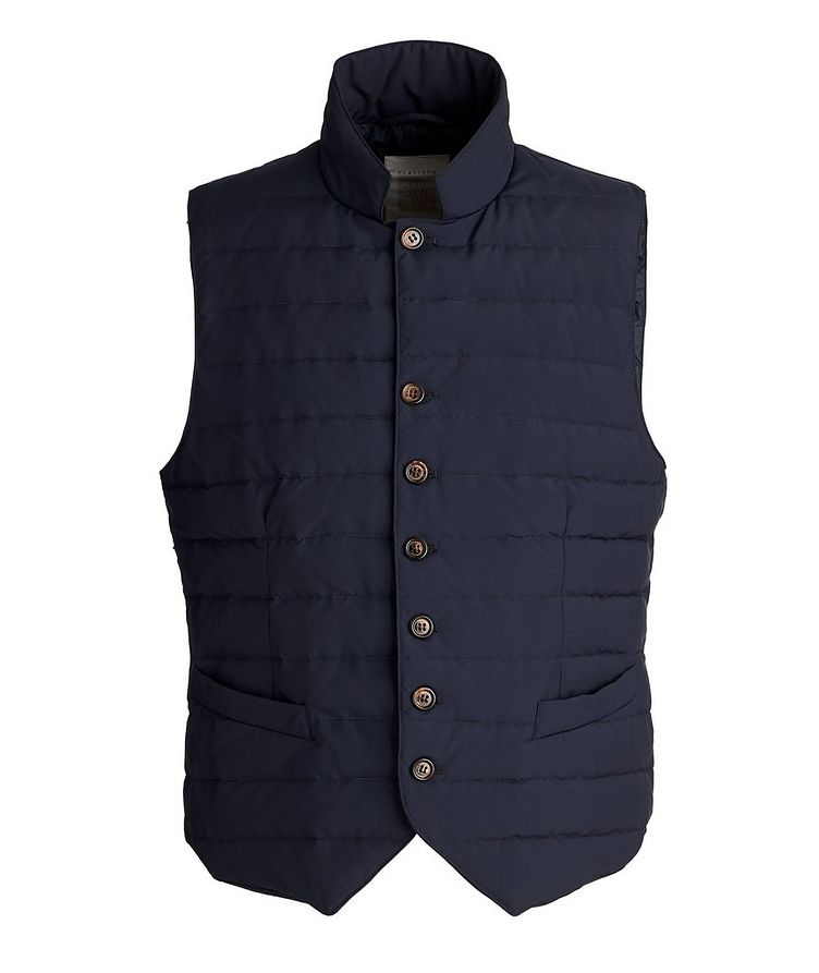 Rain System Quilted Down Vest image 0