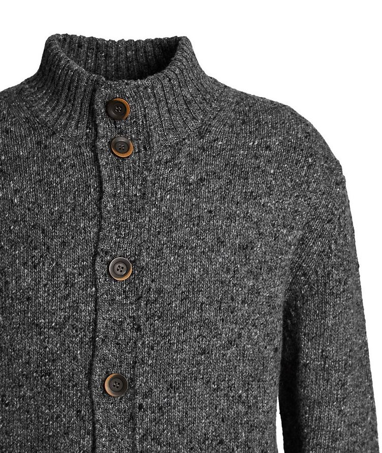 Knit Cashmere Cardigan image 1
