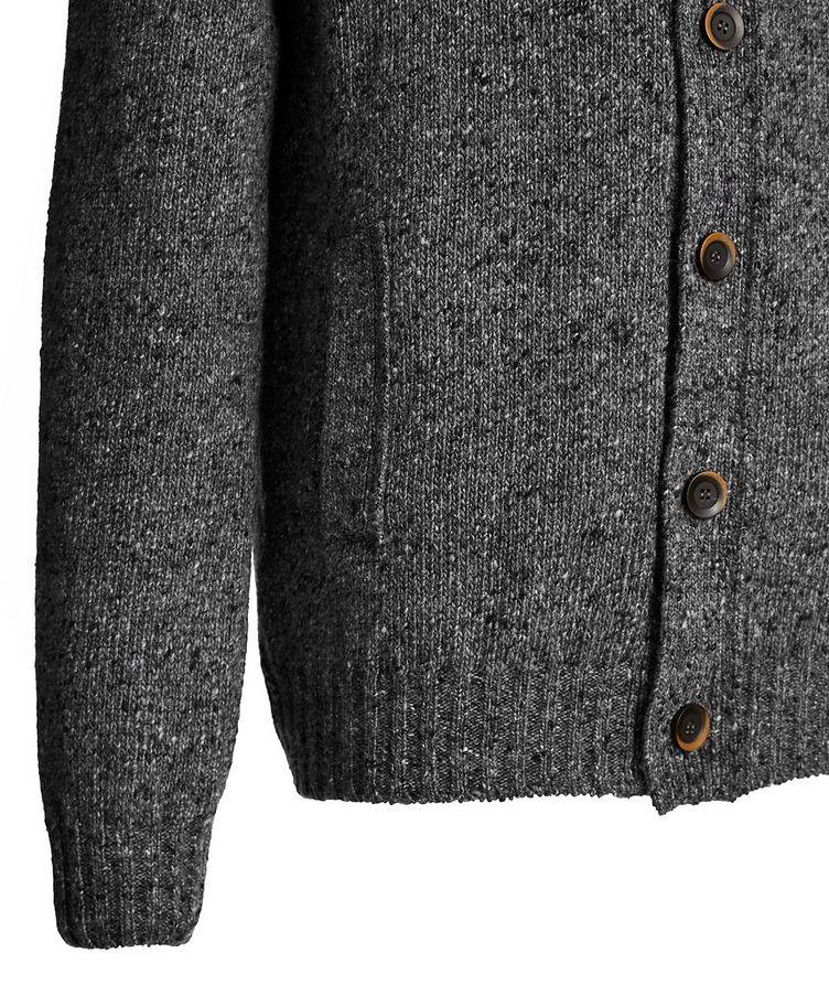 Knit Cashmere Cardigan image 2