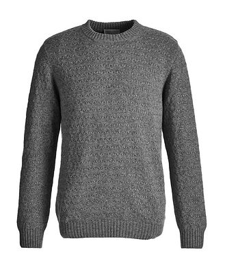 Settefili Textured Cashmere Sweater