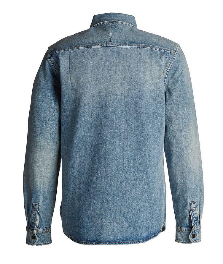 Denim Cotton Shirt image 1