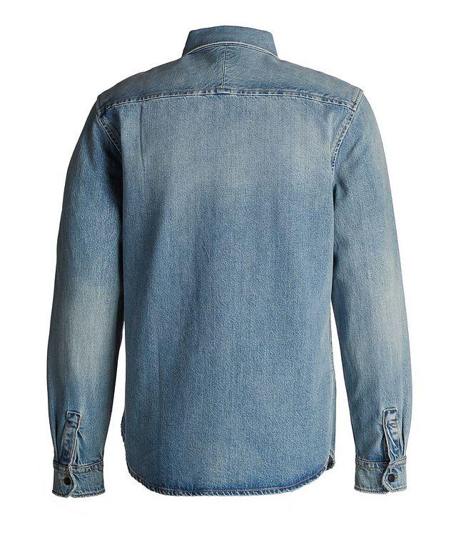Denim Cotton Shirt picture 2