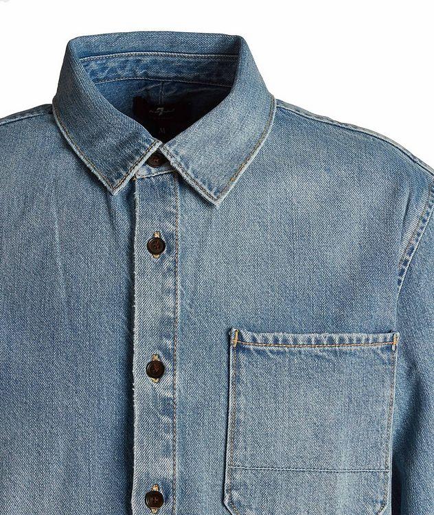 Denim Cotton Shirt picture 3