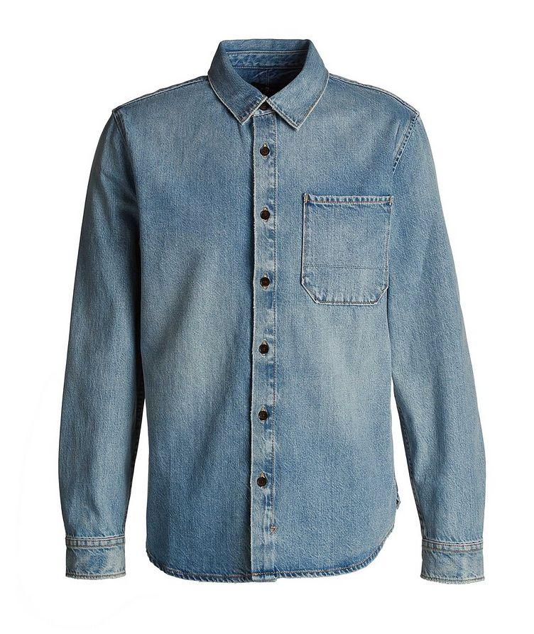 Denim Cotton Shirt image 0