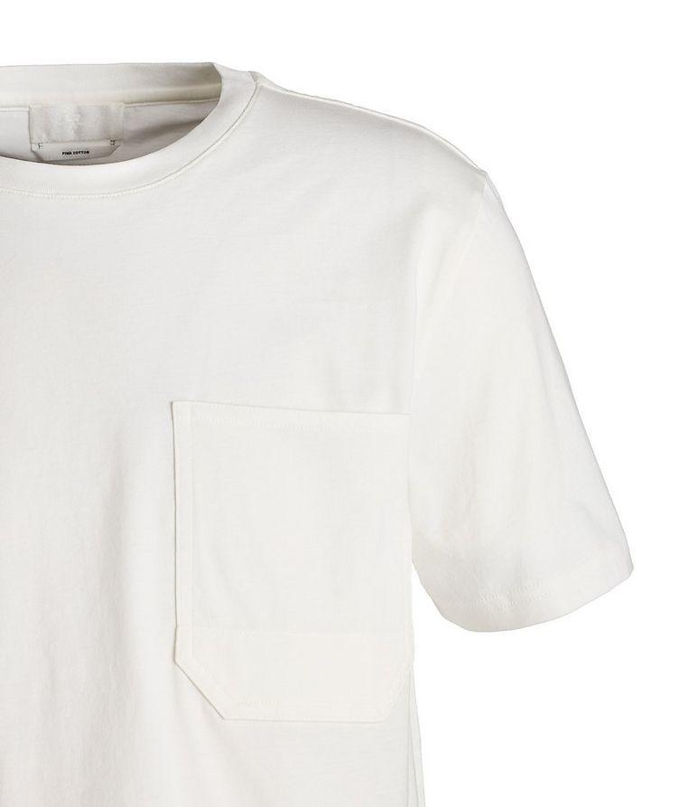 Slim Fit Pima Cotton T-Shirt image 1