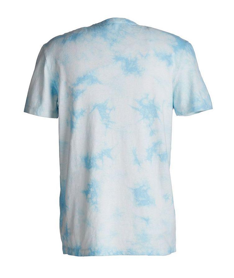 Tie-Dye Hemp-Cotton T-Shirt image 1