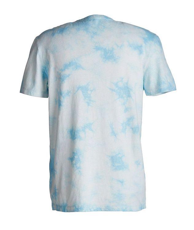 Tie-Dye Hemp-Cotton T-Shirt picture 2