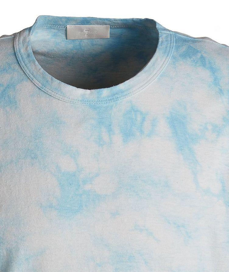Tie-Dye Hemp-Cotton T-Shirt image 2