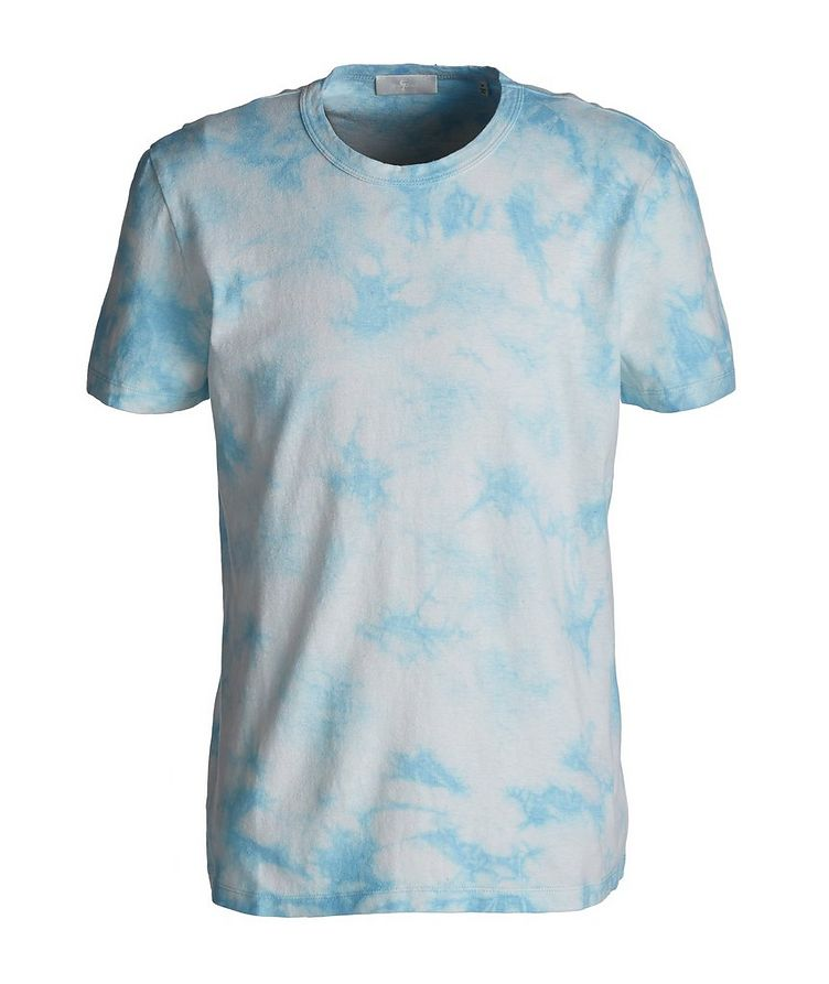 Tie-Dye Hemp-Cotton T-Shirt image 0