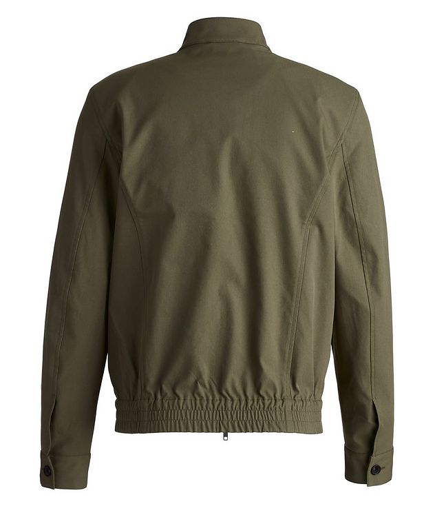 Water-Repellent Performance Jacket picture 2