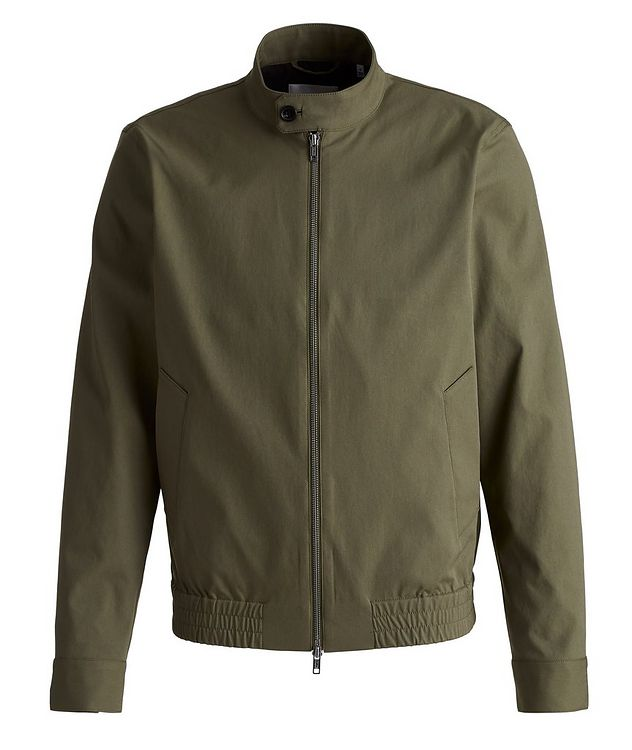 Water-Repellent Performance Jacket picture 1