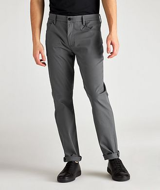 7 For All Mankind Adrien Slim-Fit Tech Pants